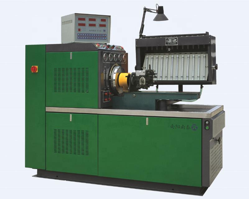 12PSBG500 diesel injection pump test bench