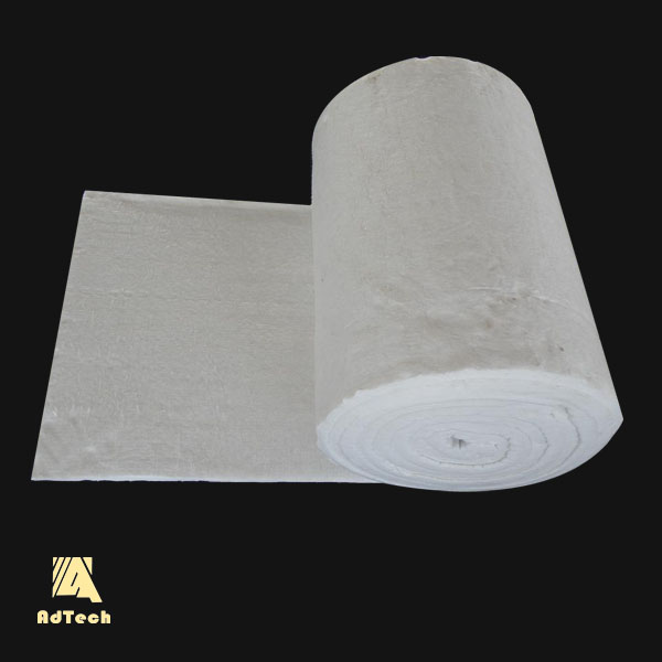 ceramic fiber blanket for insulation in aluminum casting