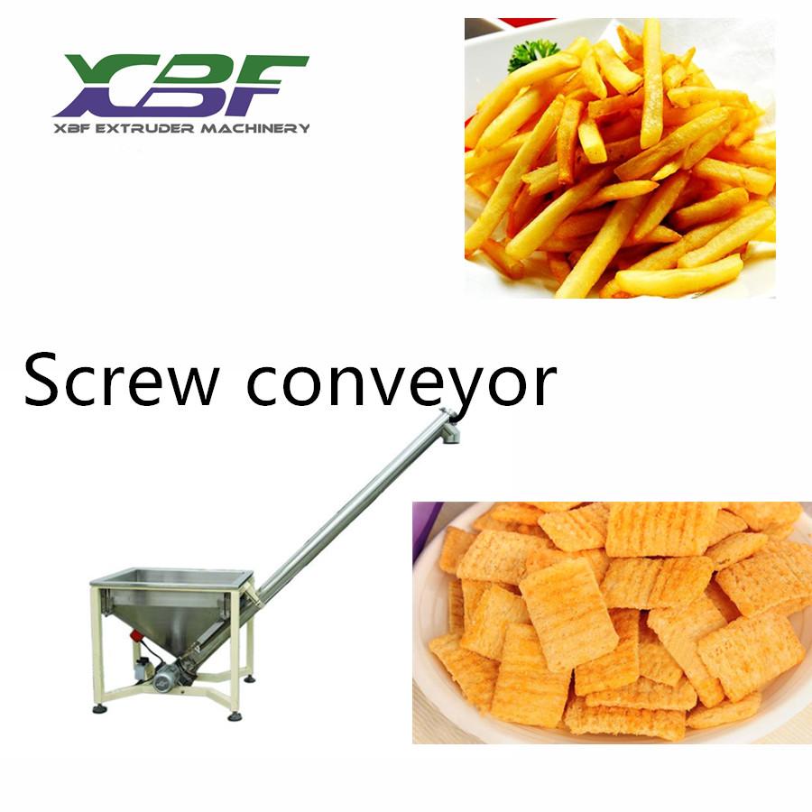 America Popular New Technology High Capacity Fried Rice Crispy Making Extruder Machine