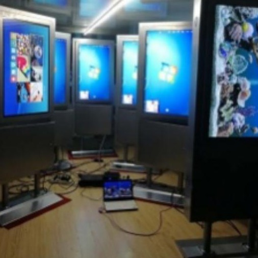 55 Indoor Windows Display with 1500 nits
