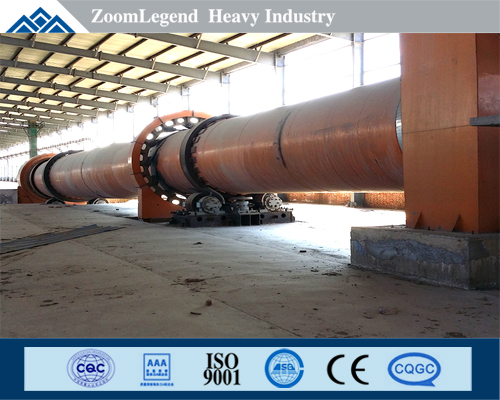 High Quality and Good Price Ceramic Sand Rotary Kiln For Sale