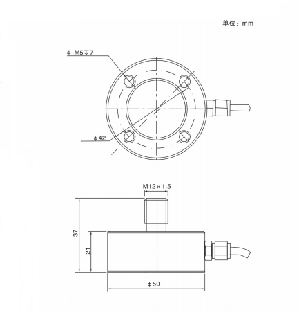 LPC load cell can used for batching scales