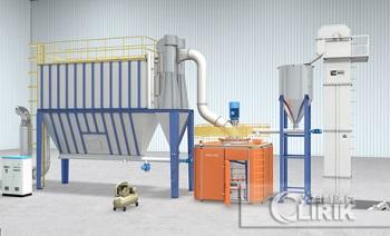 Industrial Powder Grinder Stone Powder Grinder Powder Making Machine