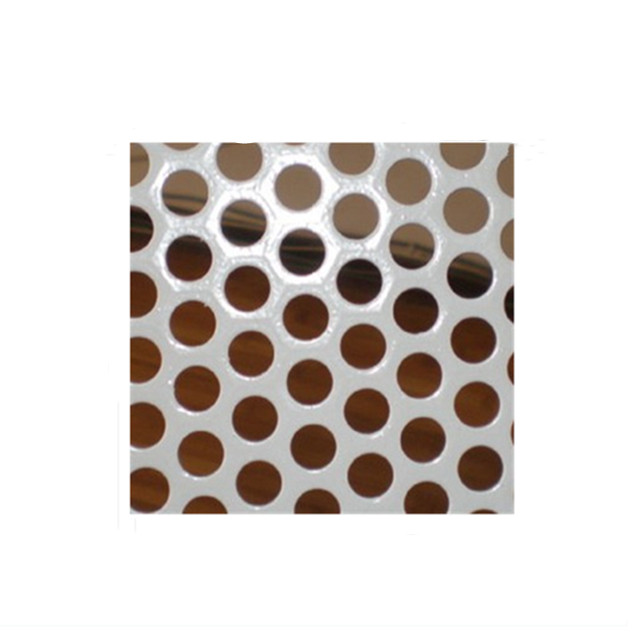 20micron high quality perforated metal mesh