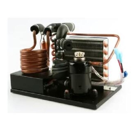 DV1920E Vapour Compression Cycle 12V Cooling Condenser for Mini and Mobile Heating and Cooling Systems