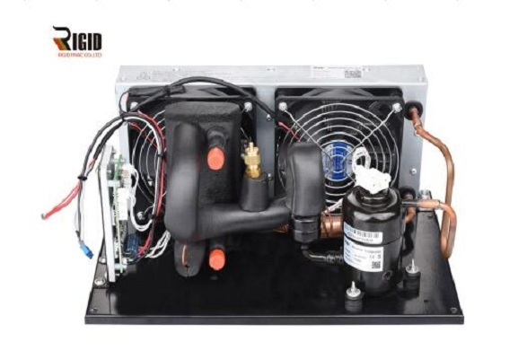 DV1920EP Developed Refrigeration Evaporator Water Chiller System for Chiller Refrigeration Cycle
