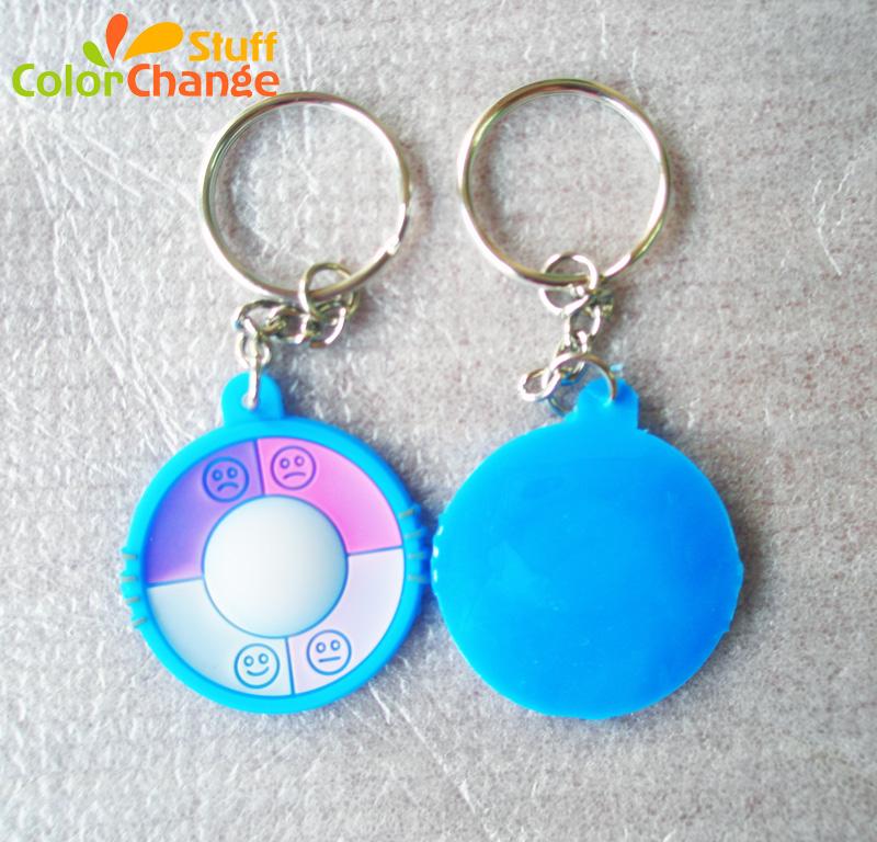 Promotional Gift UV Tester Key Holder