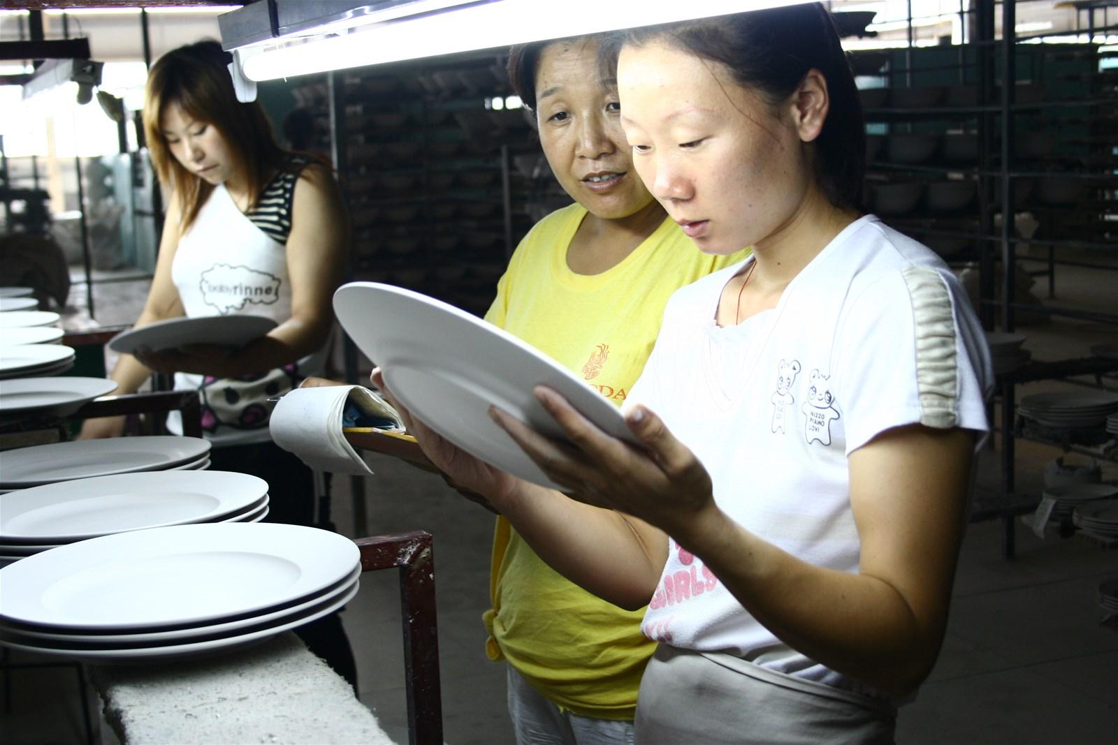BONE CHINA DINNER SET45 Cattle bone ash mixed REAL BONE CHINA