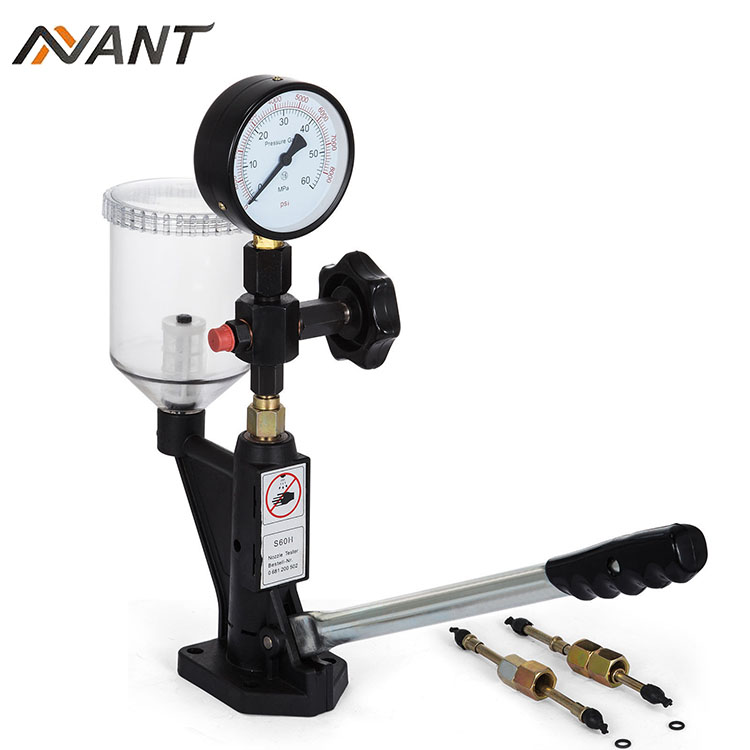 NANT High Quality Diesel Fuel Injector Nozzle Validator Tester S60H