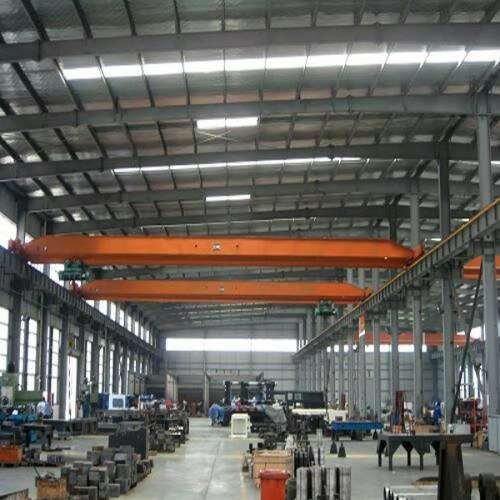 Single girder bridge crane manufacturer