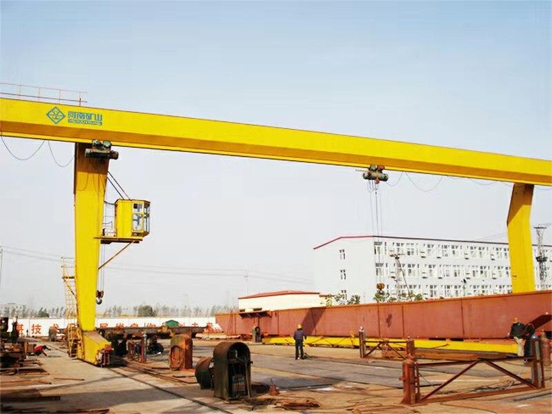 Gantry crane use characteristics introduction