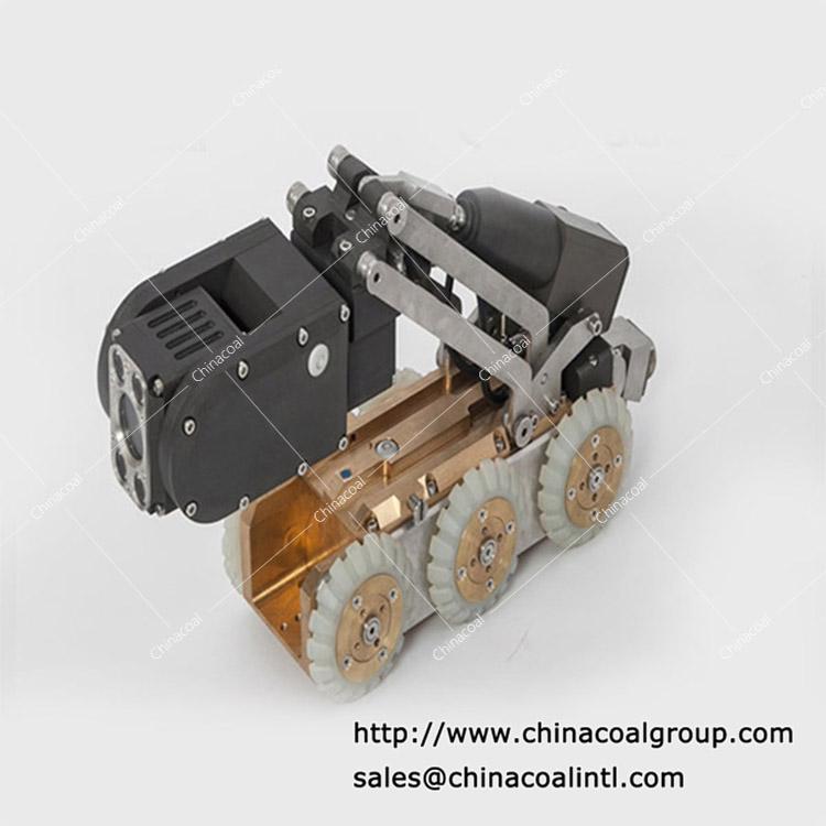 150600mm Remote CCTV Camera Pipe Inspection Crawler