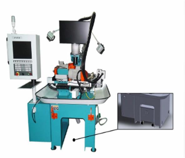 CNC Wheel Trimming Machine JF450 Jeffer Machinery