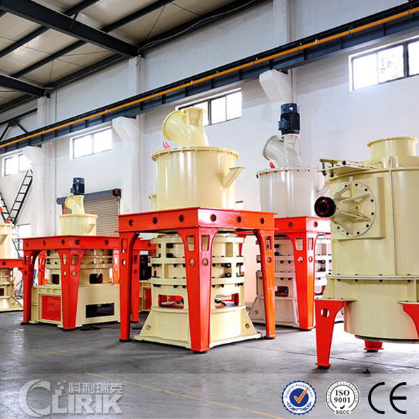Clirik Vertical Machine for Graphite