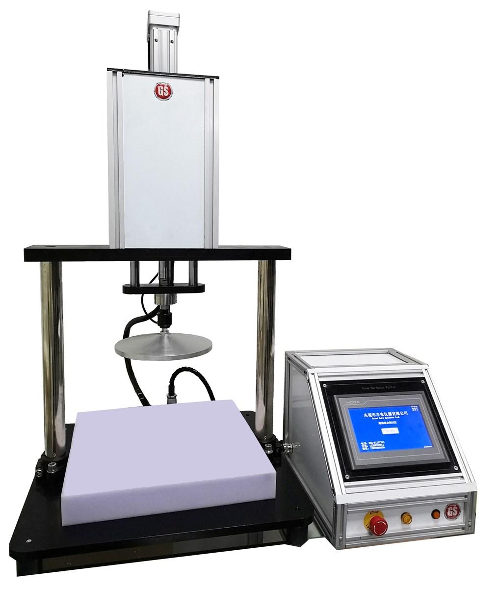 Foam Dynamic Testing Machine Lab Testing Instrument