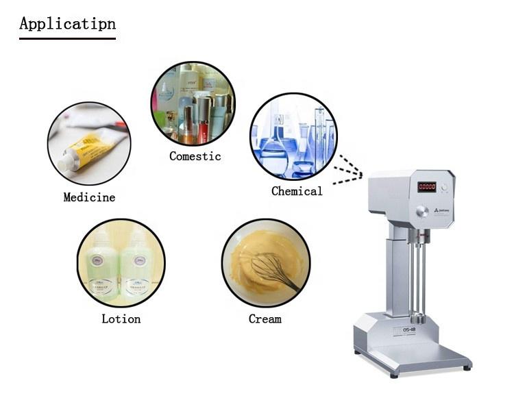 New created homogenizer mixing machine for lab using