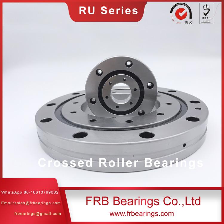 CRU148 Crossed Roller ringtimken cross reference roller bearing for industrial robots GCr15 single ball bearing roller