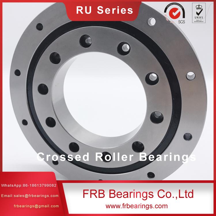 CRU445X Crossed Roller Bearings for slewing assembly fixture thk cross roller bearingGCr15SiMn roller bearing turntable