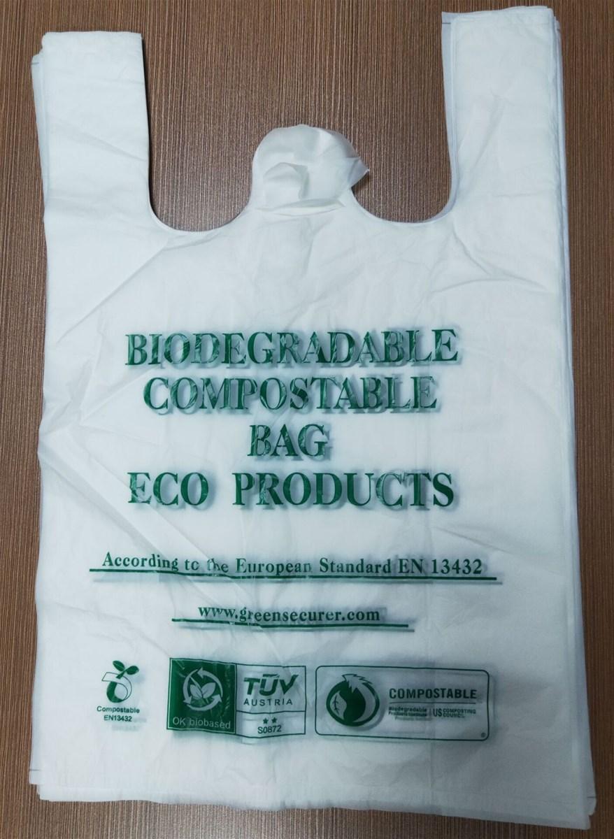 Biodegradable productsdegradable plastic bag