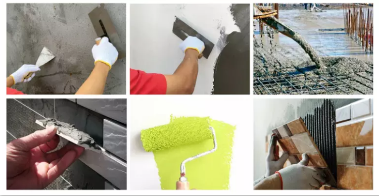 Hydroxy Ethyl Cellulose HEC for Paints Coating