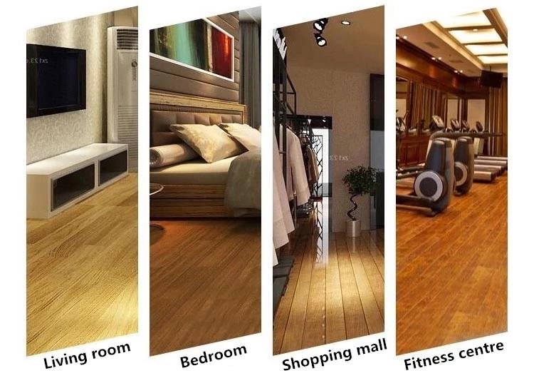 special design herringbone PVC flooring