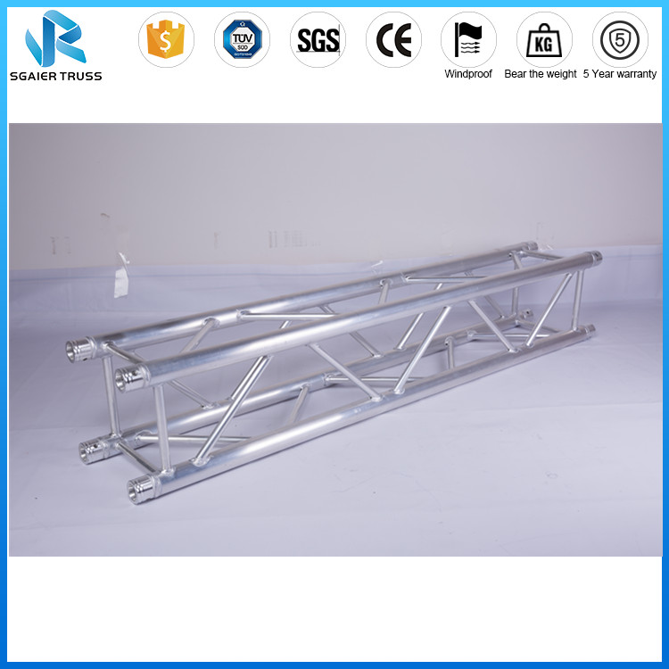 470x470mm 520x520mm 400x600mm size Spigot square Truss for medium celebrations concerts and parties