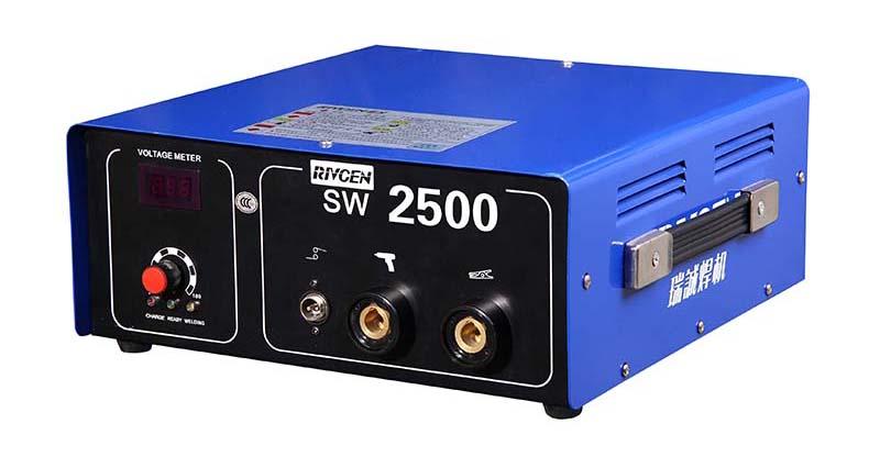 66000uF Capacitor Capacity Discharge Stud Welding Machine M3M6 Welding Scope Stud welding equipment