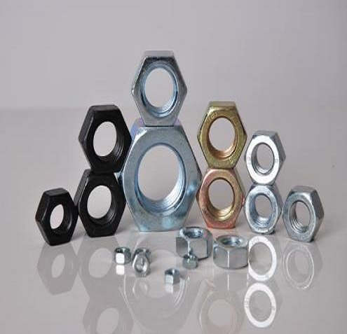 Competitive Price Hex Nuts with Grade 468 10