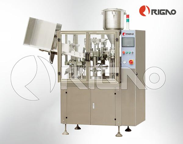RGZF60B Al Tube Filling and Sealing Machine