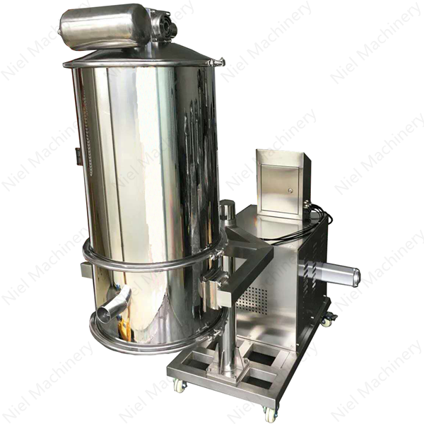 Niel Machinery food grade vacuum conveyor feeder machine with top quality