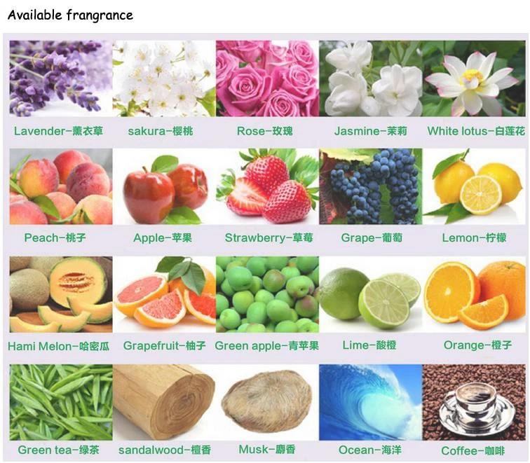 Wholesale high quality good fragrance custom shape cotton paper car air freshener