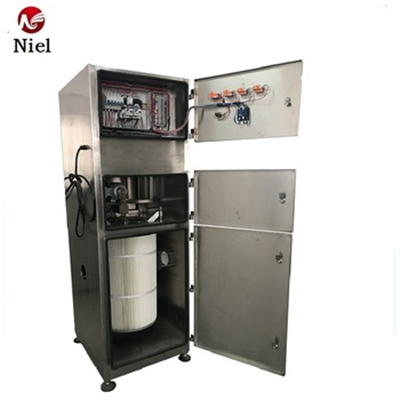 NIEL MACHINERY cabinet dust collector remover with high quality