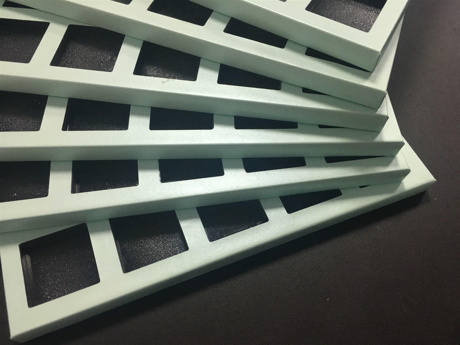 cosmetic box making machine eye shadow box making