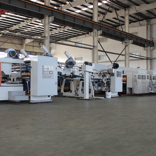 Zykm IV 900X2400mm high speed Flexo carton 5colors Printing Slotting and DieCutting Machine with Inline Folder Gluer