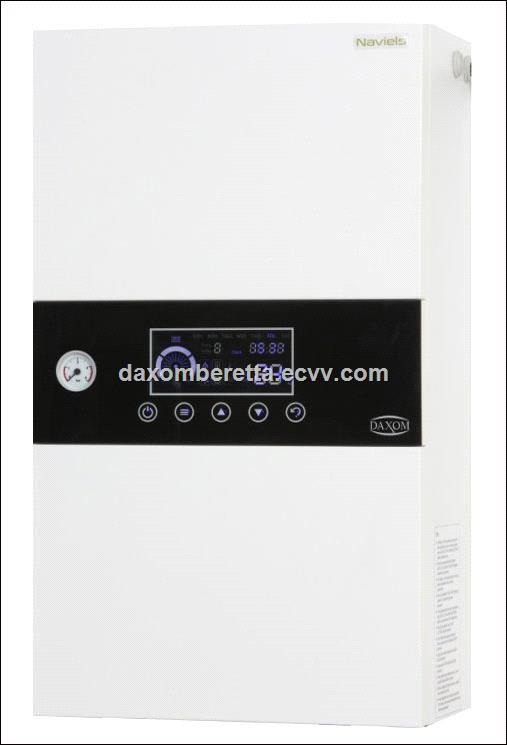 Electric boiler with builtin 50 liter tank