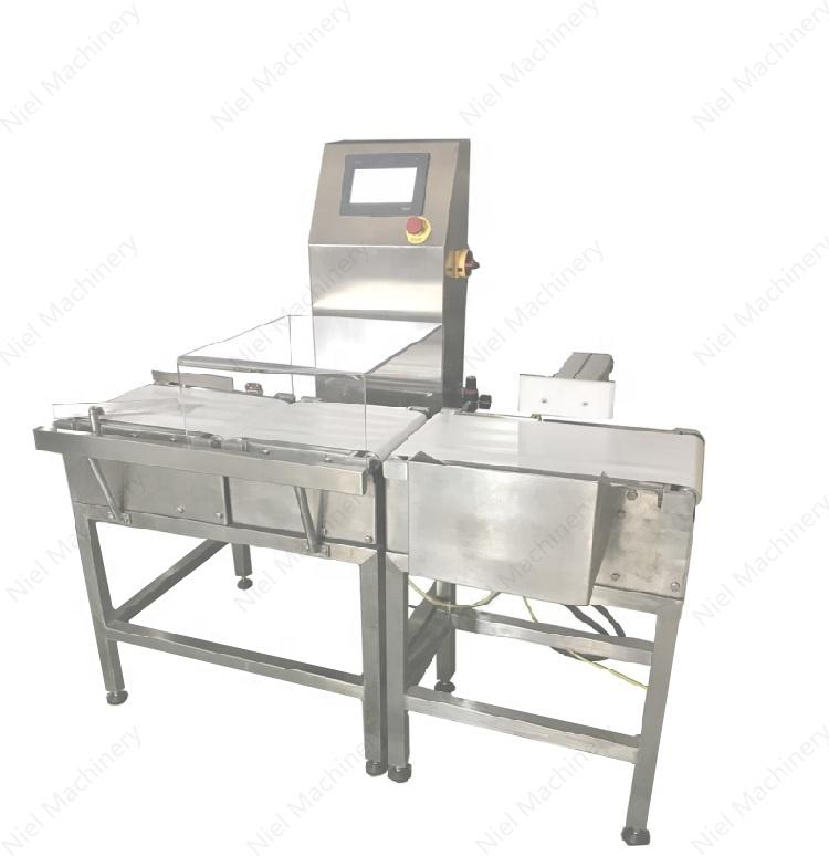 NIEL MACHIENRY check weigher machine customizable weight checker automatic