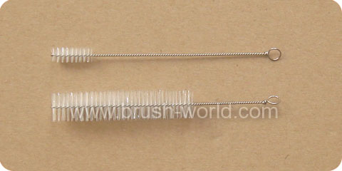 Twisted Wire Brush Item No BW4194 Size largeDia1050mm total length85mm SmallDia515mm total length 85mm
