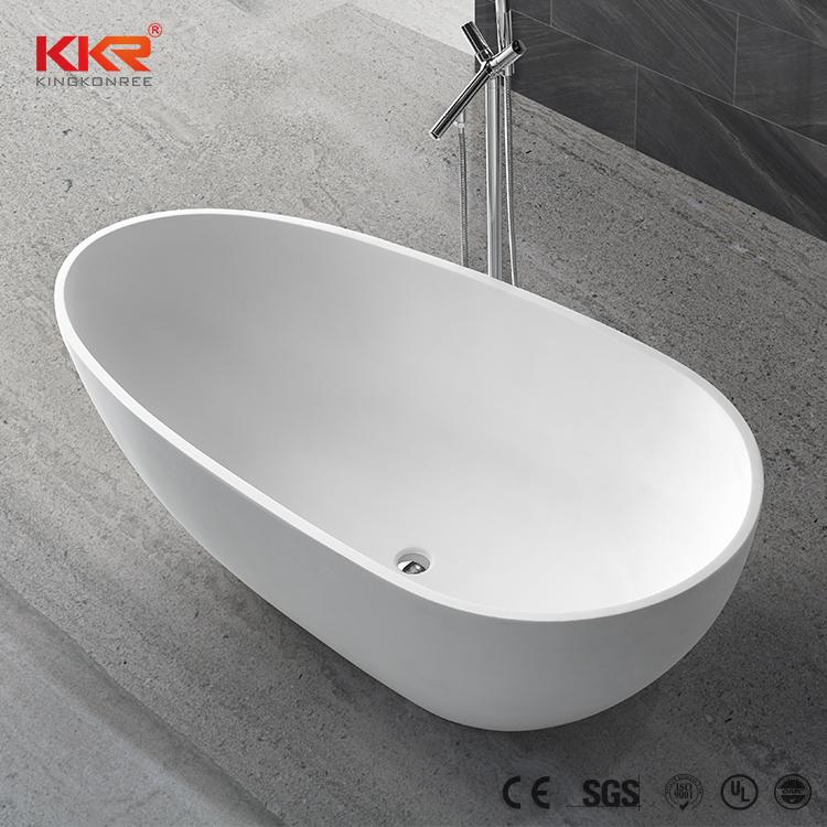 Add to CompareShare Quality Acrylic Small Deep Round Freestanding Bathtub