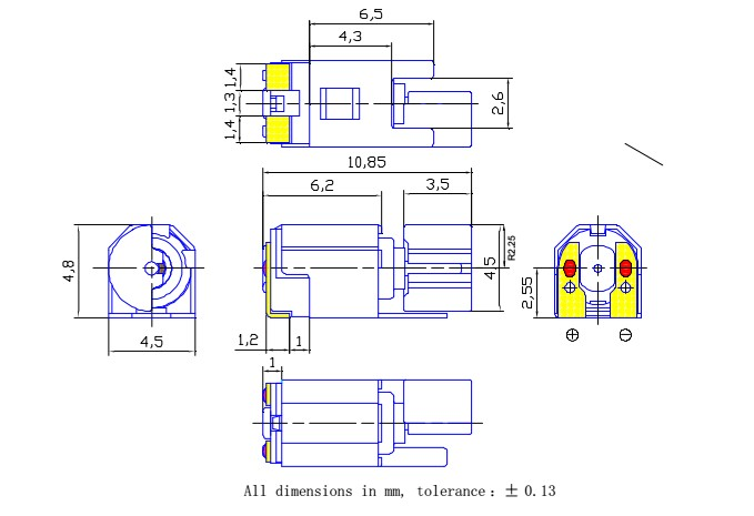 Supplier SMT motor Used for wearable device