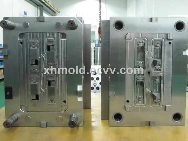 electronic plastic enclosures covers shells injection mould mold tooling