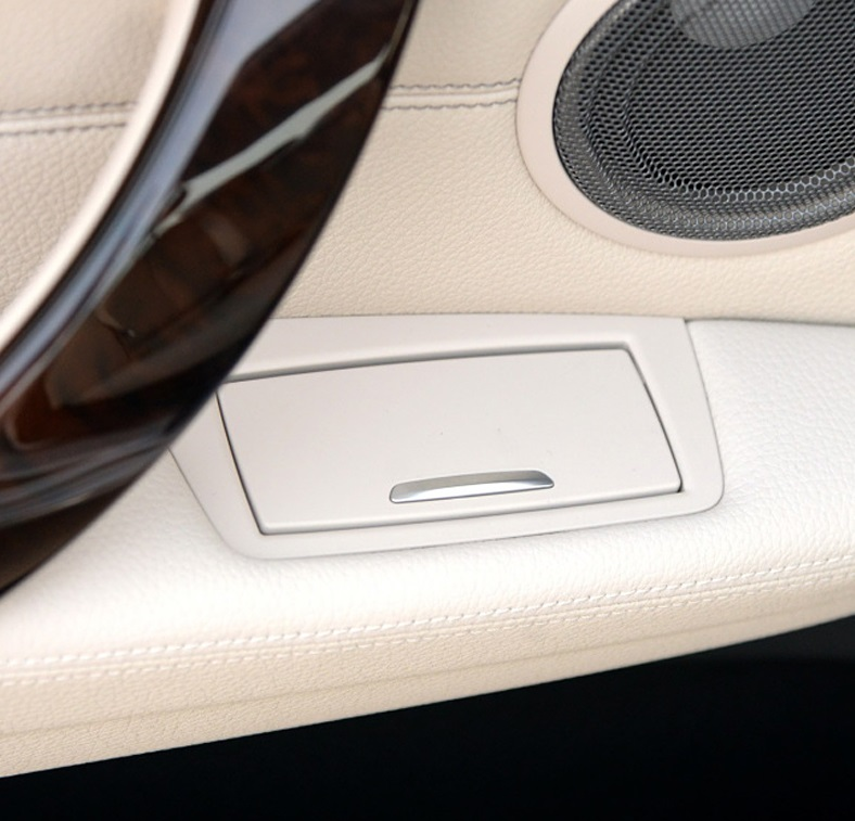 Interior Rear Door Armrest Ashtray Glove Box Cover Trim For BMW 3 7 X1 Series F30 F35 F01 F02 E84