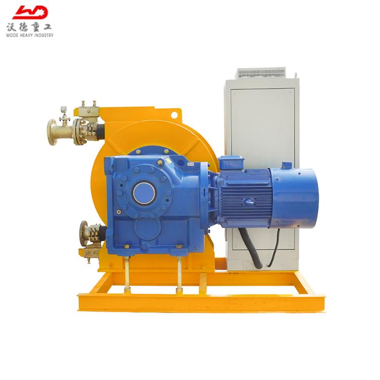 Industrial peristaltic squeeze hose pumps manufacturer for sale
