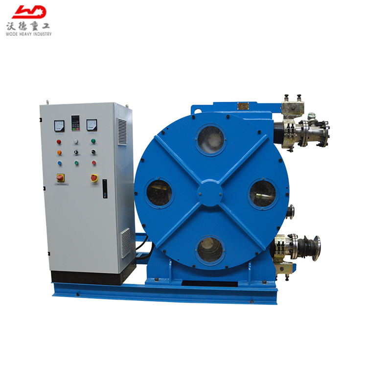 Large Output Hose Squeeze Pumps for Water Treatment and Papermaking with Peristaltic Chemical Pump