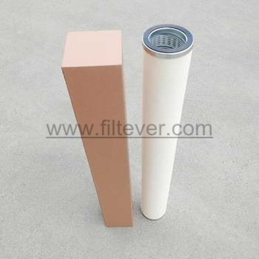 Replacement filter interchange for original genuine PECO Fiberglass Filter Separator Element FG336