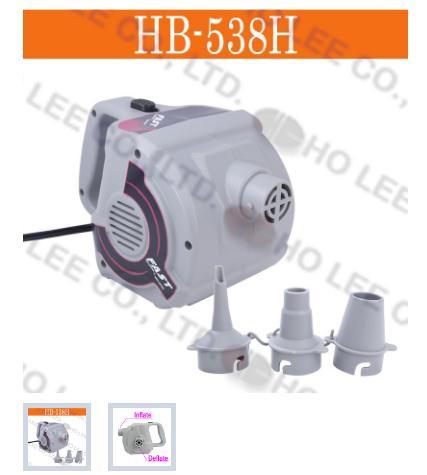 HB538H High Pressure Electric Air Pump