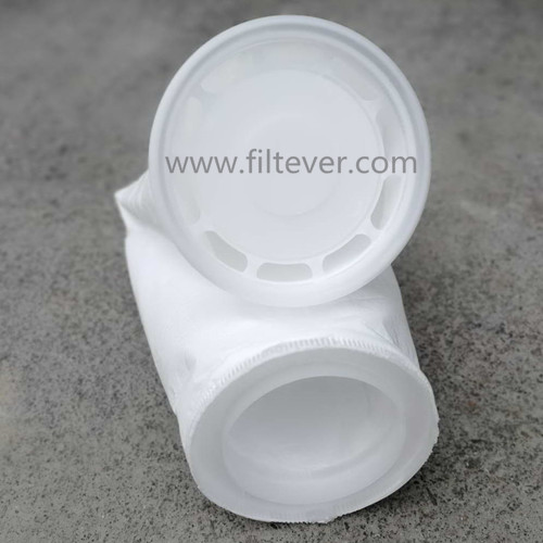 Long useful life filter bag replace for original 3M DF series filter cartridge DFG010PP2R made by CHINA FILTEVER