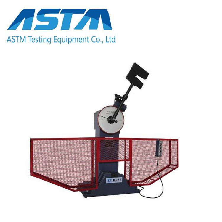 Charpy Impact test machine Model JB300B Semiautomatic pendulum impact testing machine