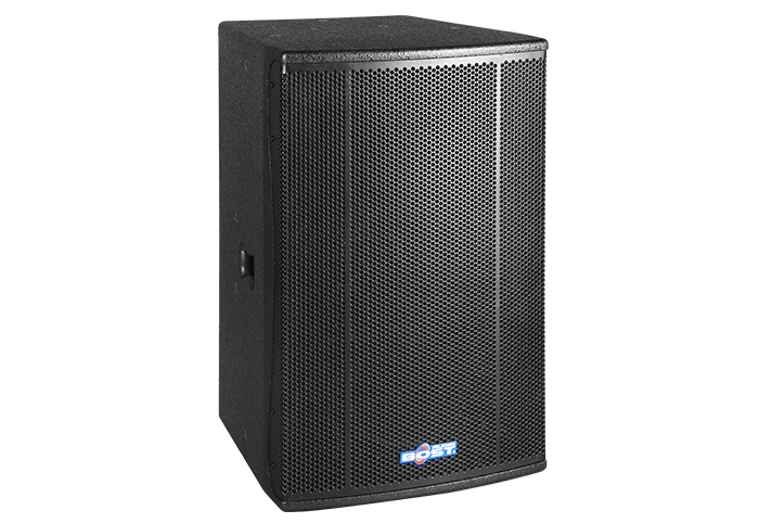 10 inch professional PA audio loudspeaker system PK10