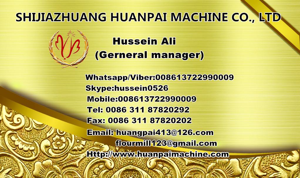 Maize Flour Milling Machine corn flour mill