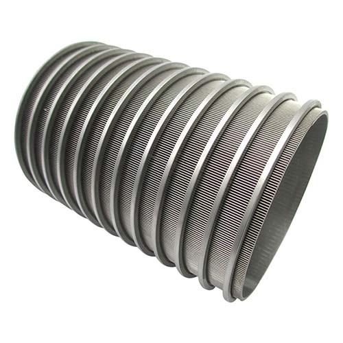 Johnson Reverse Formed Wedge Wire Pipe custom